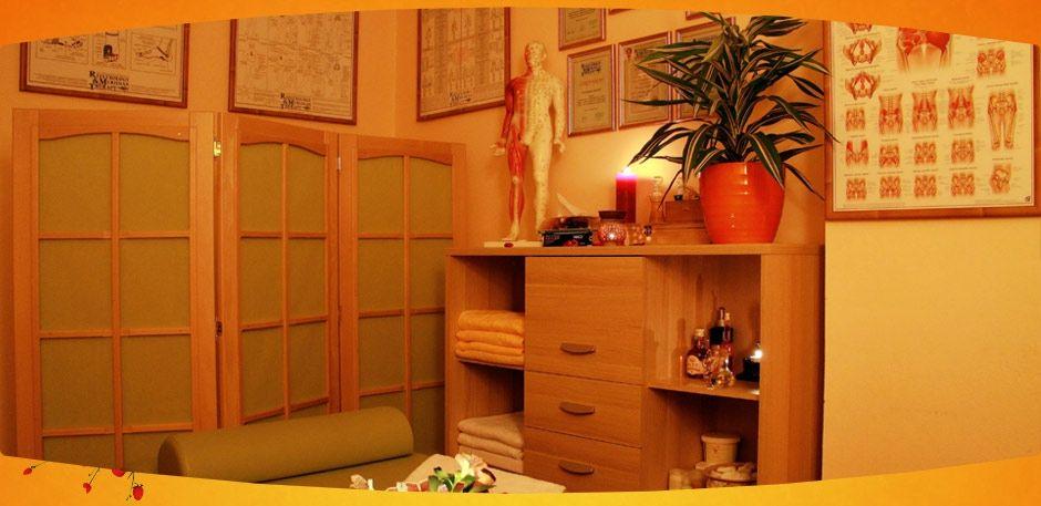Gabinet Masażu i Refleksoterapii Zu San Li w  Opolu.